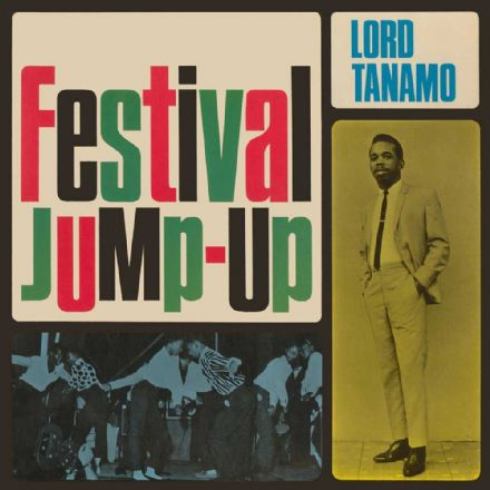 Lord Tanamo - Festival Jump-Up (Doctor Bird) 2xCD